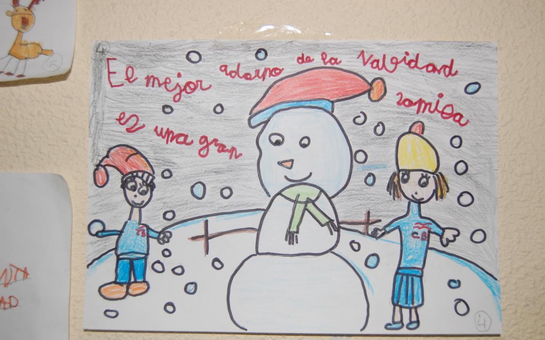 GANADORES CONCURSO DE CHRISTMAS