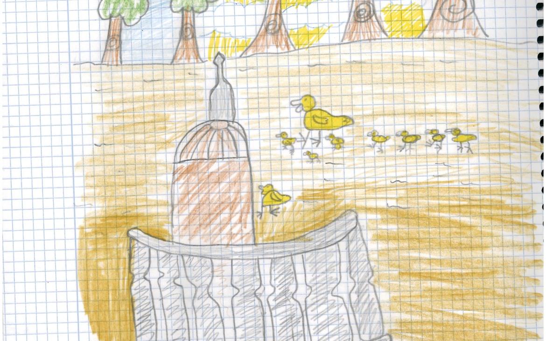 WATER EXPLORER: BUSCANDO ANIMALES INVERTREBADOS EN EL JARDÍN DEL PRÍNCIPE