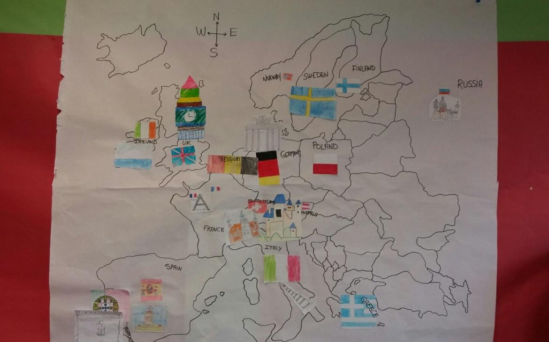 CONSTRUIMOS EUROPA ENTRE TODOS