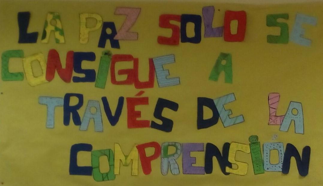 30 DE ENERO: DÍA DE LA PAZ Y DE LA NO VIOLENCIALOS FABRICANTES DE LA PAZ