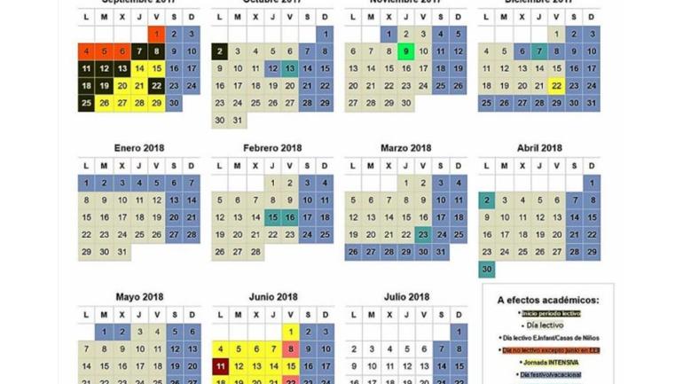 VIERNES 8 SEPTIEMBRE INICIO DEL CURSO ESCOLAR 2017/18
