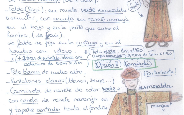 """DISFRAZ DE CARNAVAL 1º PRIMARIA """"HOLI CARLOS III"""""""
